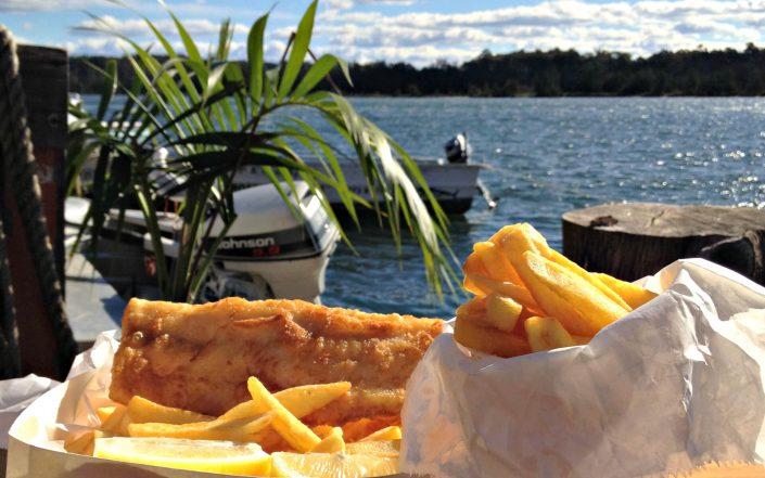 Le meilleur Fish and Chips en Australie ?