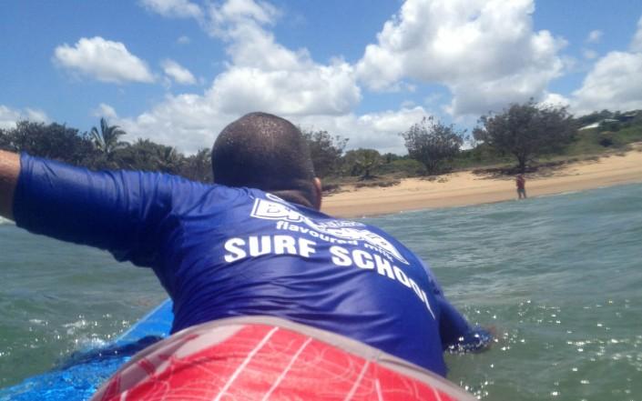 La culture du surf d'Agnes Water