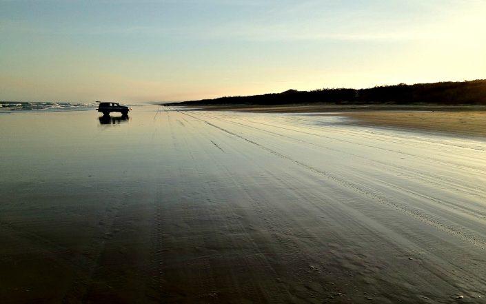 Petit tour sur Fraser Island