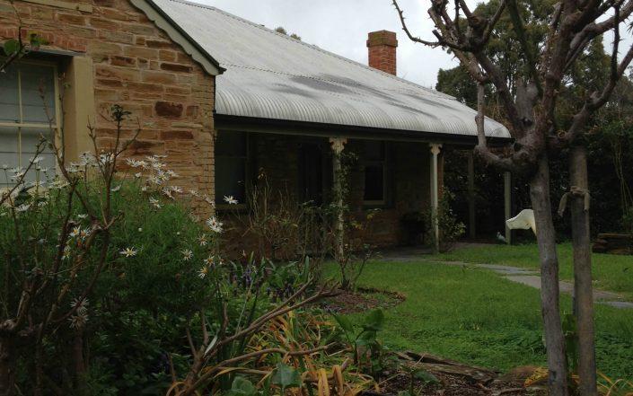 L'ancienne prison de Melbourne