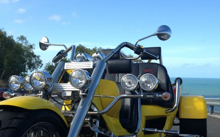 Virée en trike à Port Douglas