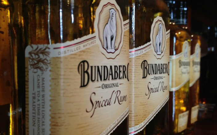 Bundaberg, le rhum venu d'Australie