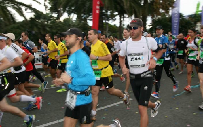 Finir un marathon comme un champion olympique