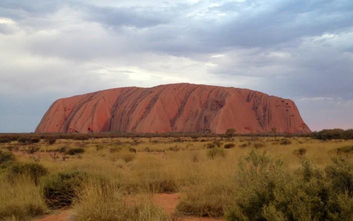 Uluru : le coeur sprirituel de l'Australie