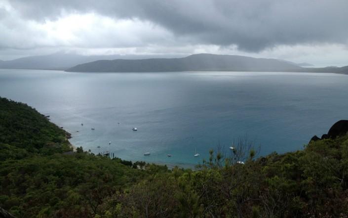 S'exiler sur Fitzroy Island