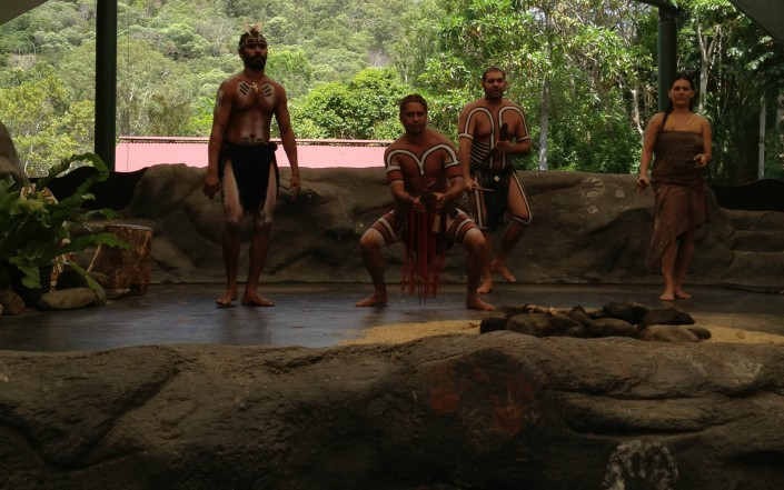 Initiation à la culture aborigène