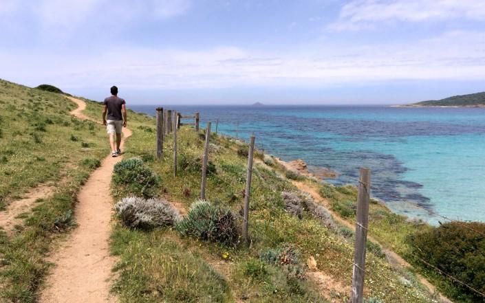 Comment j'ai fui Napoléon à Ajaccio (et découvert des paysages incroyables)