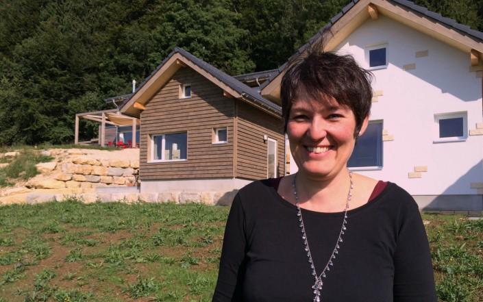 Avec un gîte insolite dans le Jura, elle donne vie à son rêve !